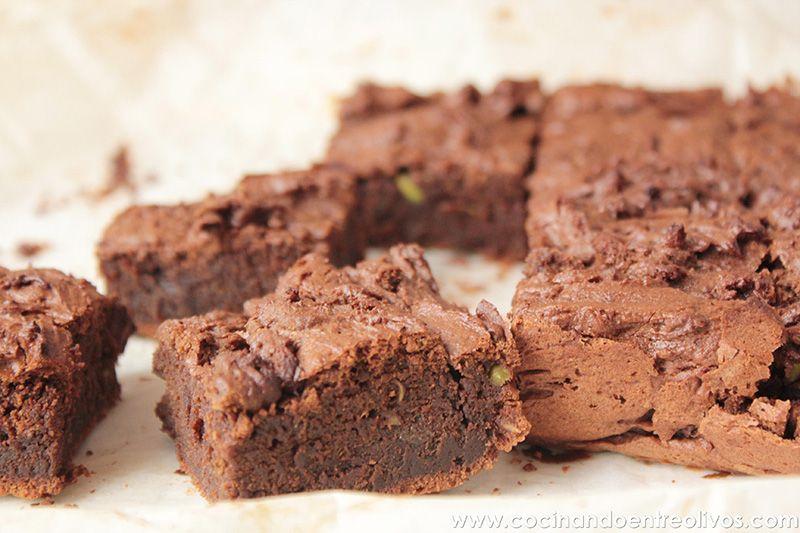 Brownie de aguacate receta www.cocinandoentreolivos.com (16)