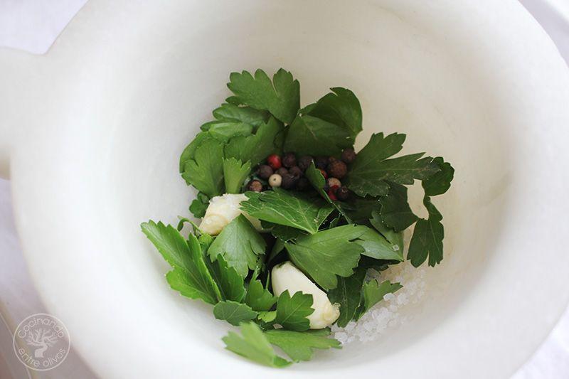 Albondigas en caldo receta (10)