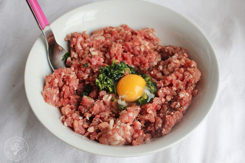 Albondigas en caldo receta (11)