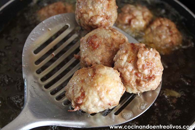 Albondigas en caldo receta (6)