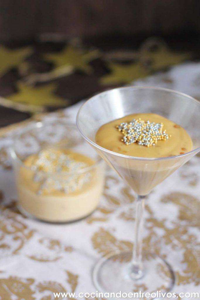 Crema o Natillas de turrón www.cocinandoentreolivos.com (6)