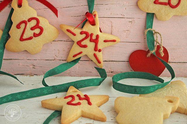 Calendario de Adviento con galletas www.cocinandoentreolivos.com (16)