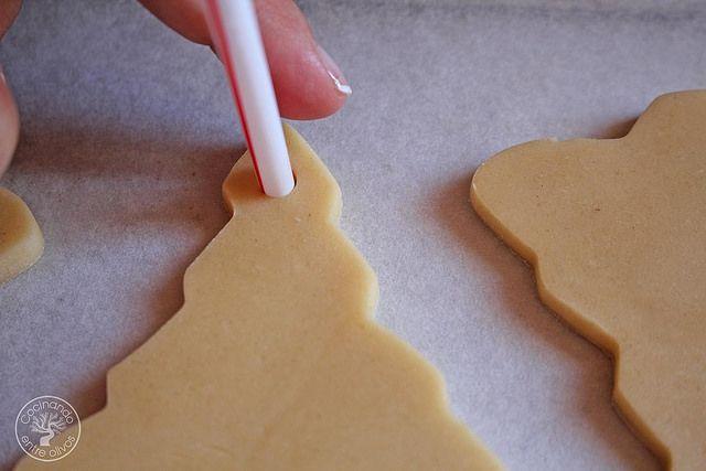 Calendario de Adviento con galletas www.cocinandoentreolivos.com (18)