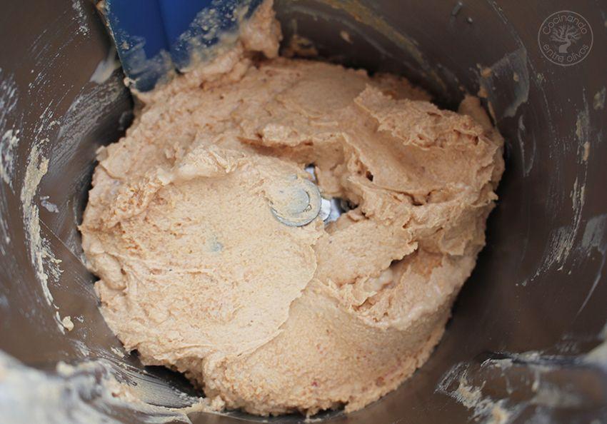 Cómo hacer Bombones de foie y turron paso 4