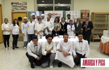 Concurso Cocina Amarga y Pica Hurtado de Mendoza