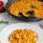 Arroz con rape www.cocinandoentreolivos.com (18)