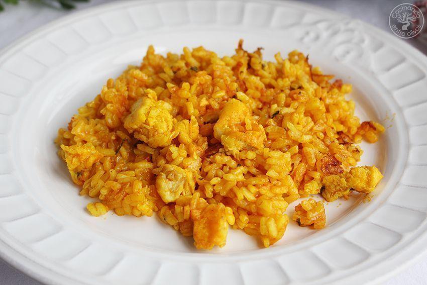 Arroz con rape www.cocinandoentreolivos.com (19)