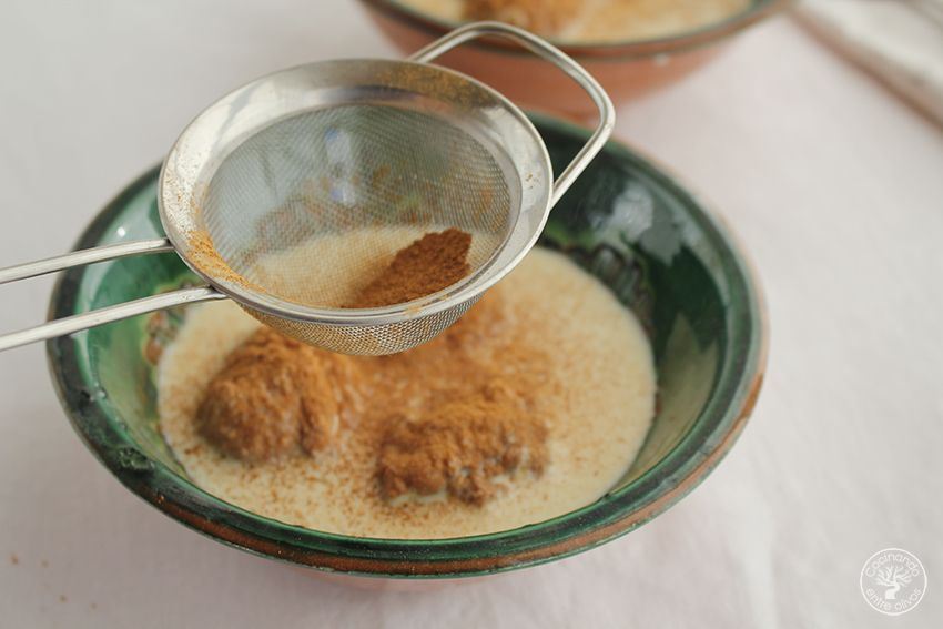Panecillos en leche Semana Santa www.cocinandoentreolivos.com (4)