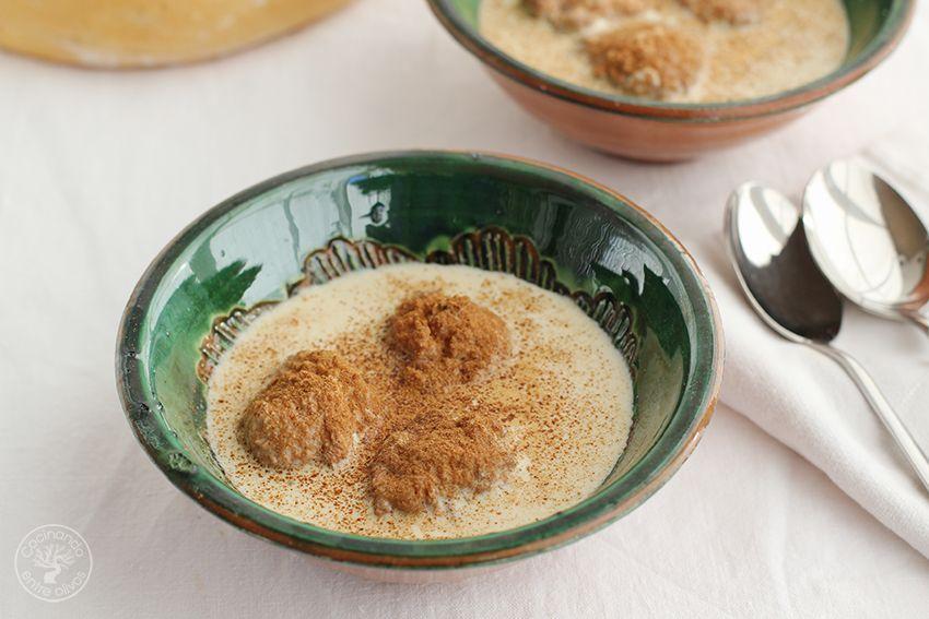 Panecillos en leche Semana Santa www.cocinandoentreolivos.com (5)