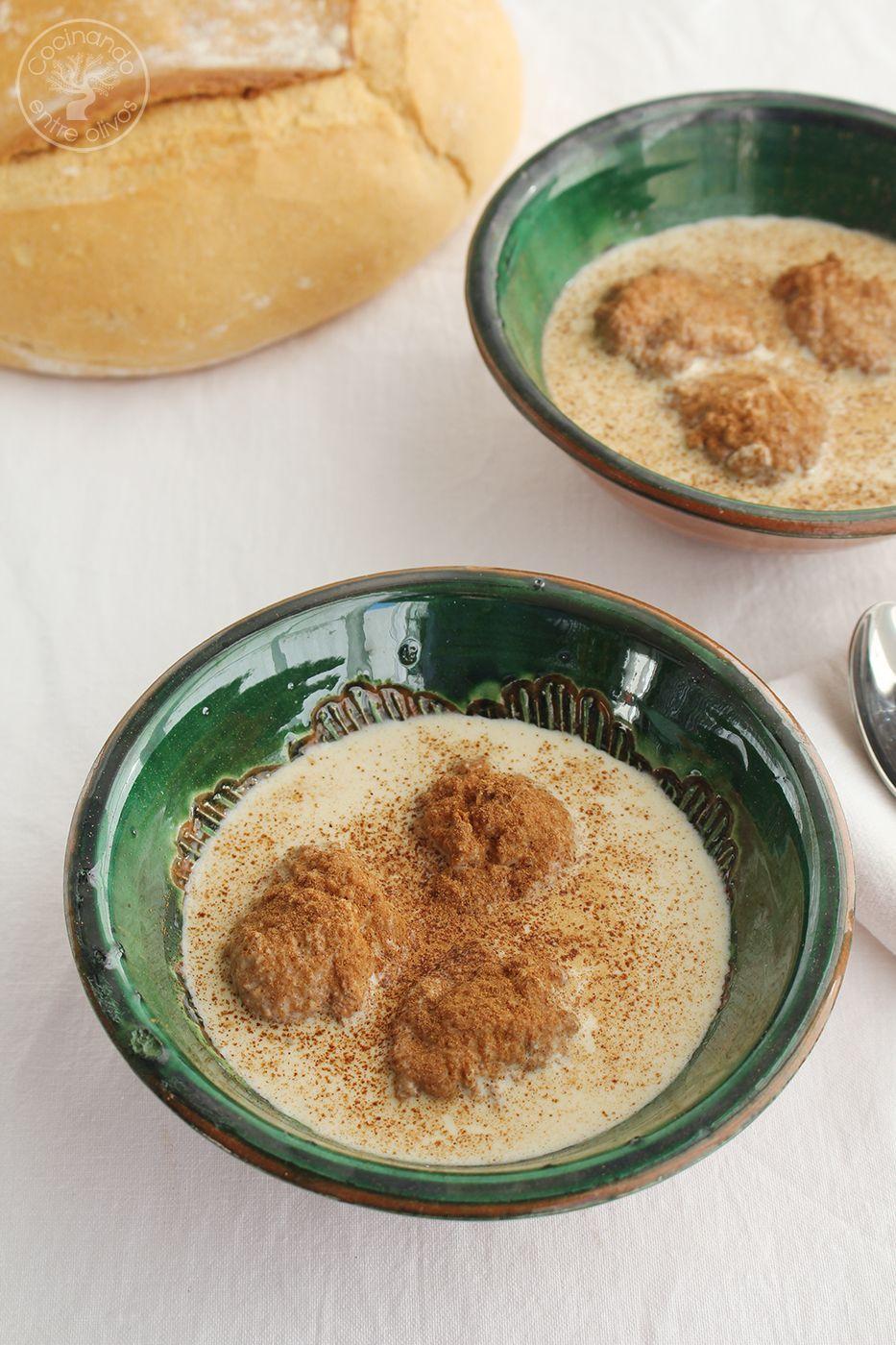 Panecillos en leche Semana Santa www.cocinandoentreolivos.com (6)