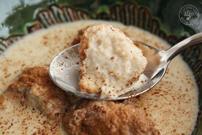 Panecillos en leche Semana Santa www.cocinandoentreolivos.com (8)