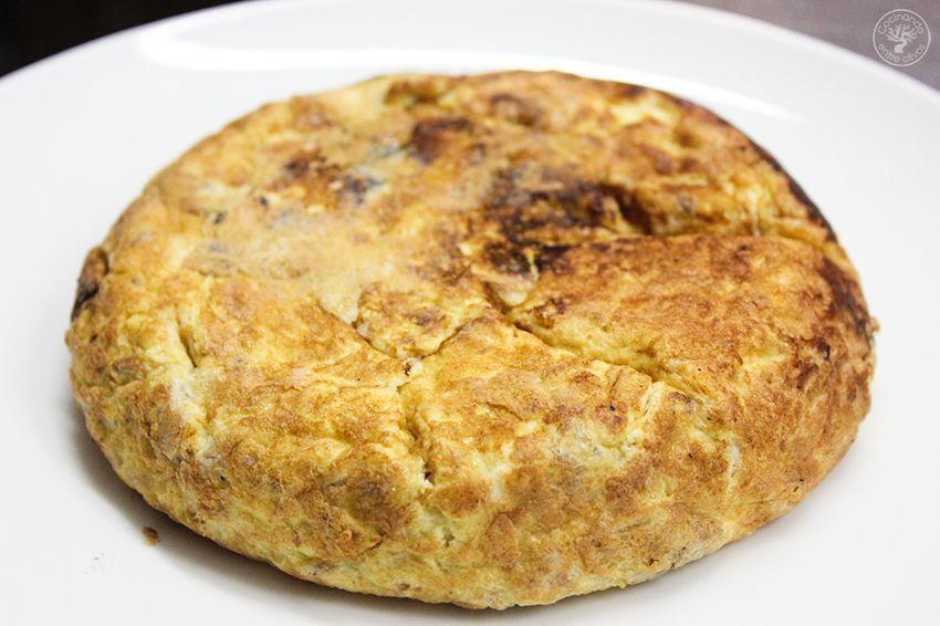 Cocinando Entre Olivos Pastela | Tortilla Sacromonte Www Cocinandoentreolivos Com 15 Cocinando