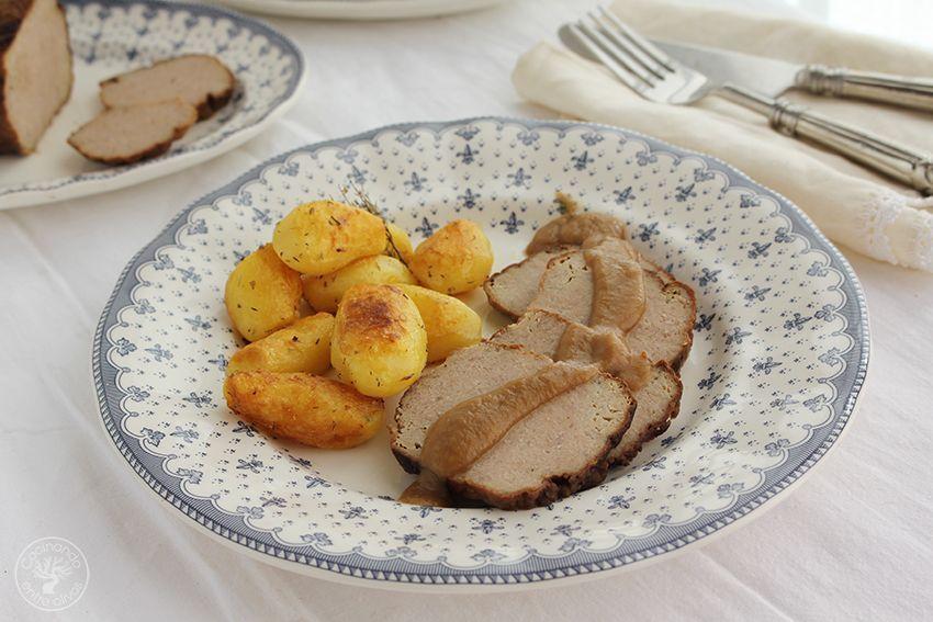 Receta Rollo de carne picada con salsa www.cocinandoentreolivos.com (2)
