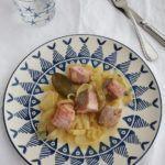 Receta de Atún encebollado www.cocinandoentreolivos.com (1)