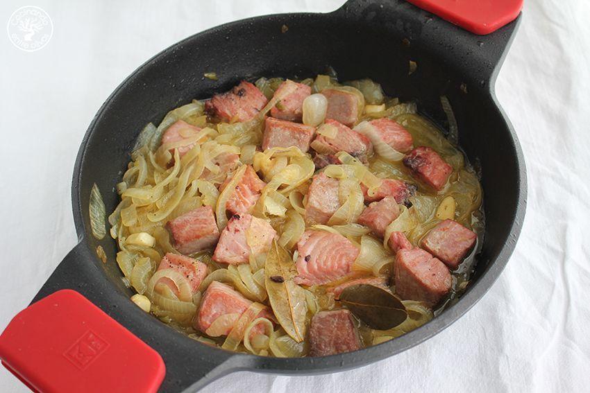 Receta de Atún encebollado www.cocinandoentreolivos.com (12)