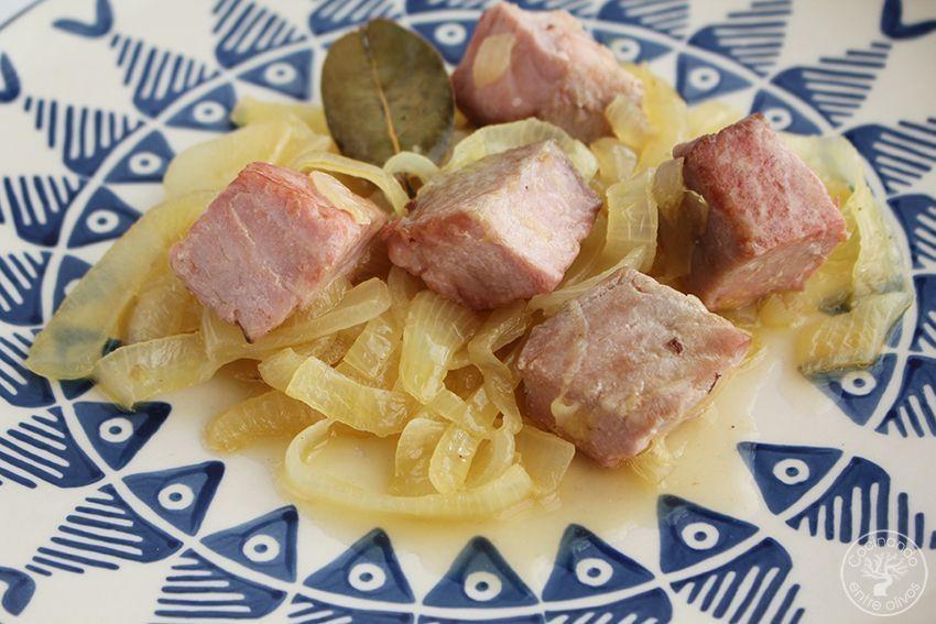 Receta de Atún encebollado www.cocinandoentreolivos.com (14)