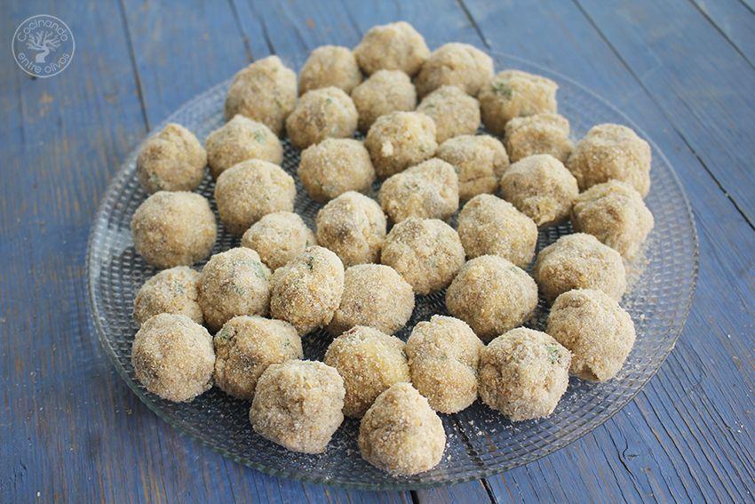 Albóndigas de berenjenas y queso receta www.cocinandoentreolivos.com (22)