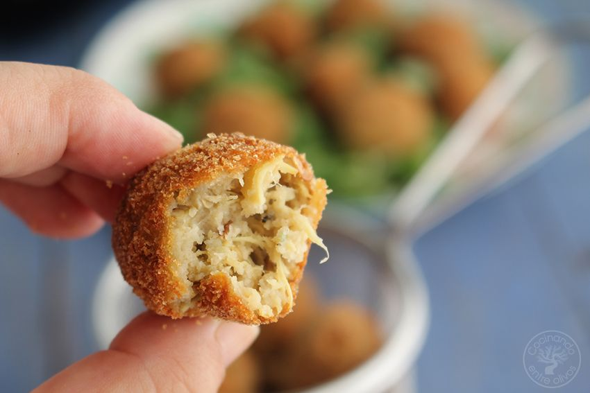 Albóndigas de berenjenas y queso receta www.cocinandoentreolivos.com (4)
