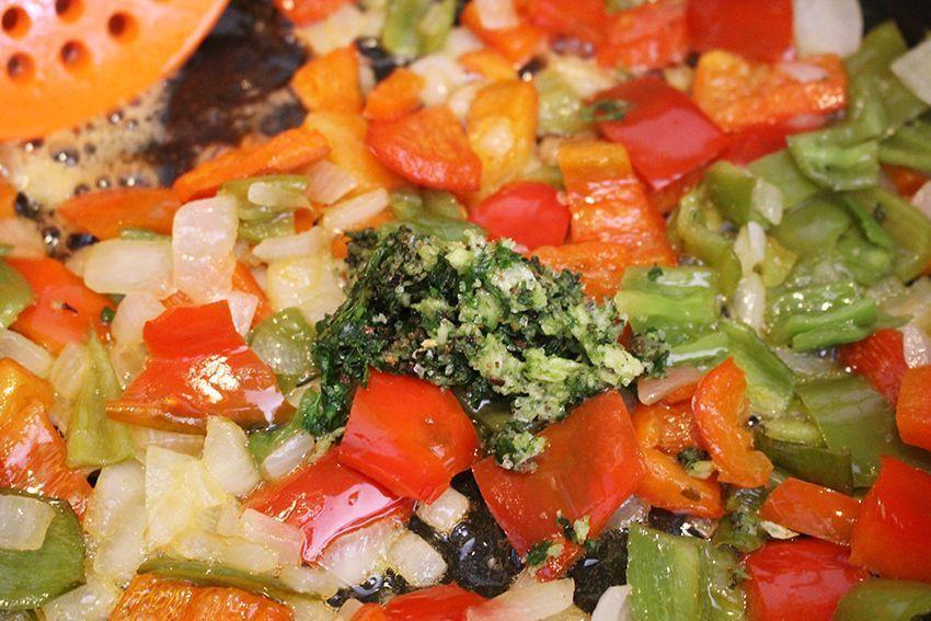 Fideos con caballa receta www.cocinandoentreolivos.com (11)