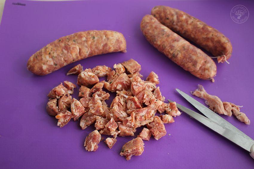 Quesadillas de chorizo criollo y agucate www.cocinandoentreolivos.com (1)