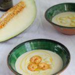 Receta Ajoblanco de melon con langostinos www.cocinandoentreolivos.com (19)