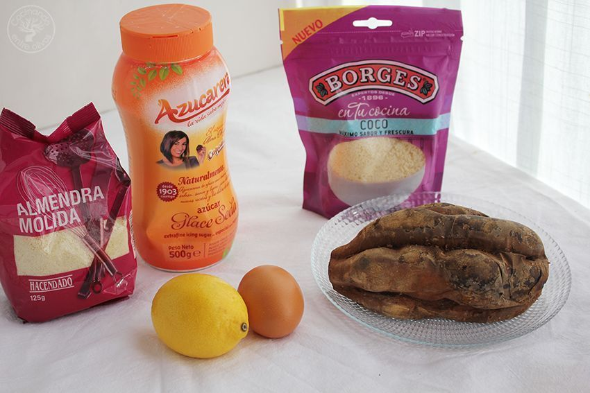Panellets de almendra, coco y boniato www.cocinandoentreolivos.com (1)