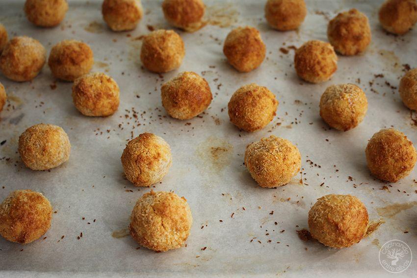 Panellets de coco, almendra y boniato www.cocinandoentreolivos.com (19)