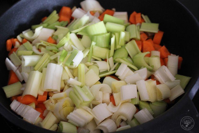 Pavo agridulce con arroz www.cocinandoentreolivos.com (9)