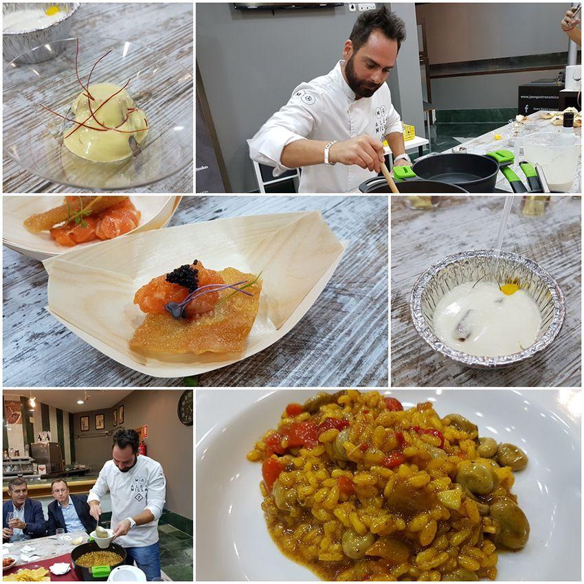 Alex milla aoveblogger17 cocinando entre olivos for Cocinando entre olivos