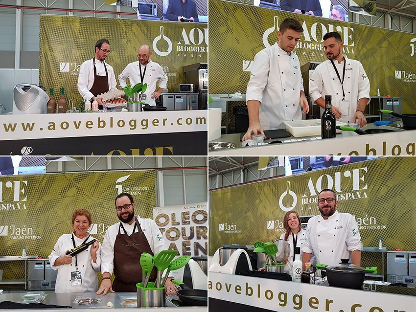 Aoveblogger17 1 cocinando entre olivos for Cocinando entre olivos