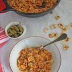 Galianos con conejo Sierra Segura www.cocinandoentreolivos.com (22)
