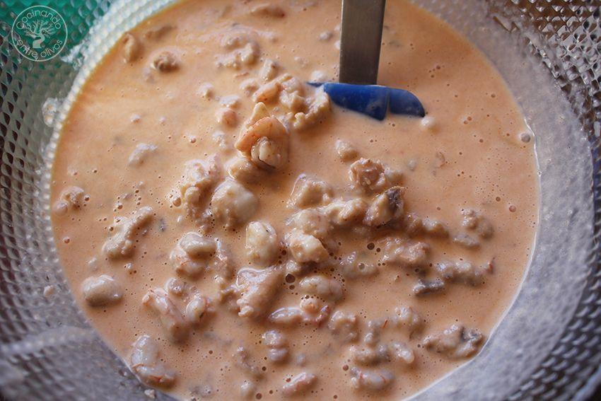 Pastel de rape y gambas al vermú o vermut www.cocinandoentreolivos.com (10)