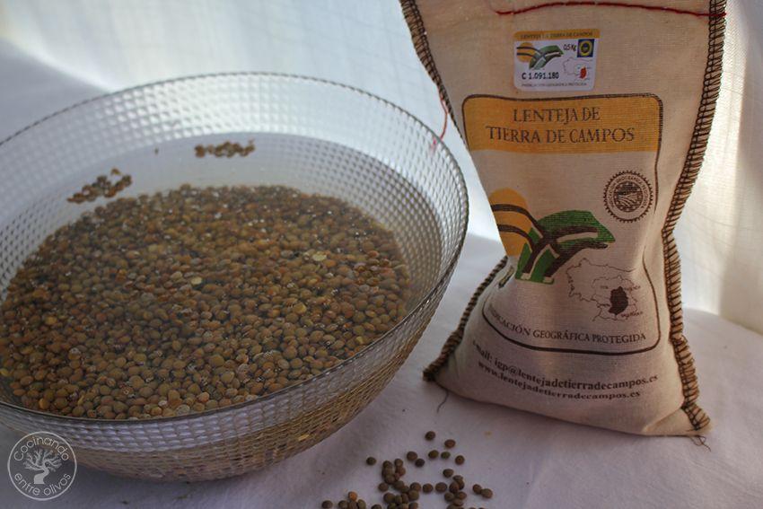 Lentejas Tierra de Campos con curry y leche de coco (2)