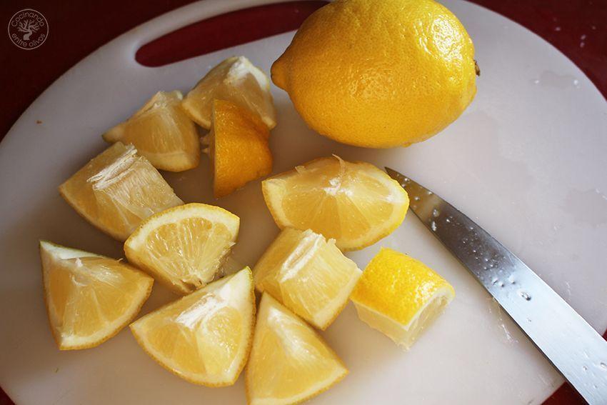 Pollo asado al horno con mandarinas www.cocinandoentreolivos.com (2)
