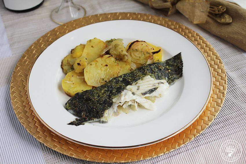 Rodaballo al horno www.cocinandoentreolivos.com (2)