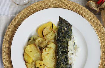 Rodaballo al horno www.cocinandoentreolivos.com (3)