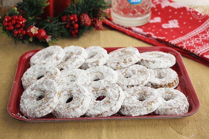 Roscos de anis Navidad www.cocinandoentreolivos.com (1)