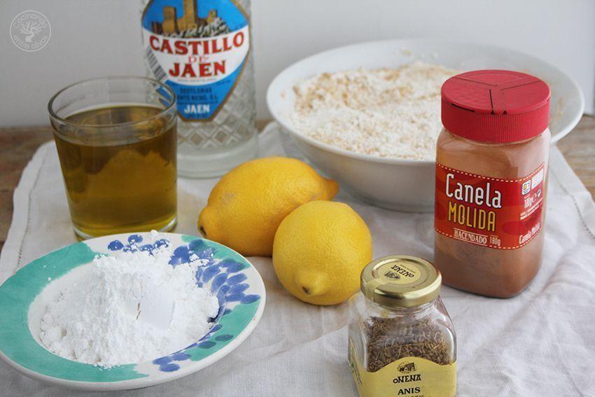Roscos de anis Navidad www.cocinandoentreolivos.com (4)