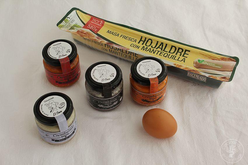 Saladitos de hojaldre y pate (10)