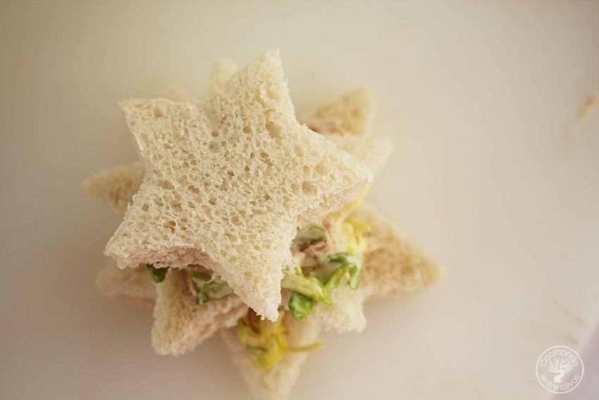 Cocinando Entre Olivos Navidad | Sandwiches Navidenos Navidad Www Cocinandoentreolivos Com 9