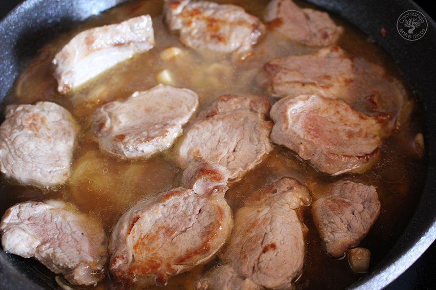 Solomillo de cerdo en salsa de membrillo (13)