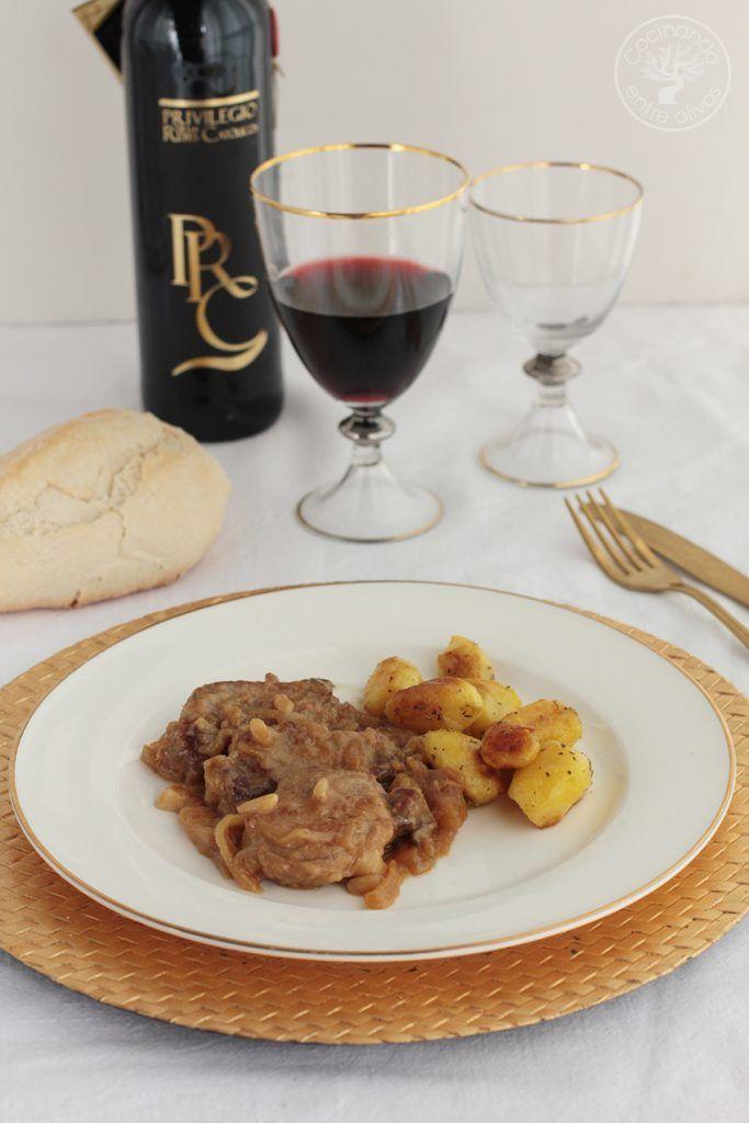 Solomillo de cerdo en salsa de membrillo (18)