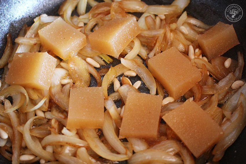 Solomillo de cerdo en salsa de membrillo (8)