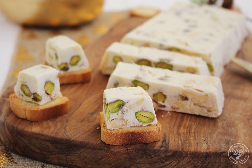 Turrón salado de queso y frutos secos (20)