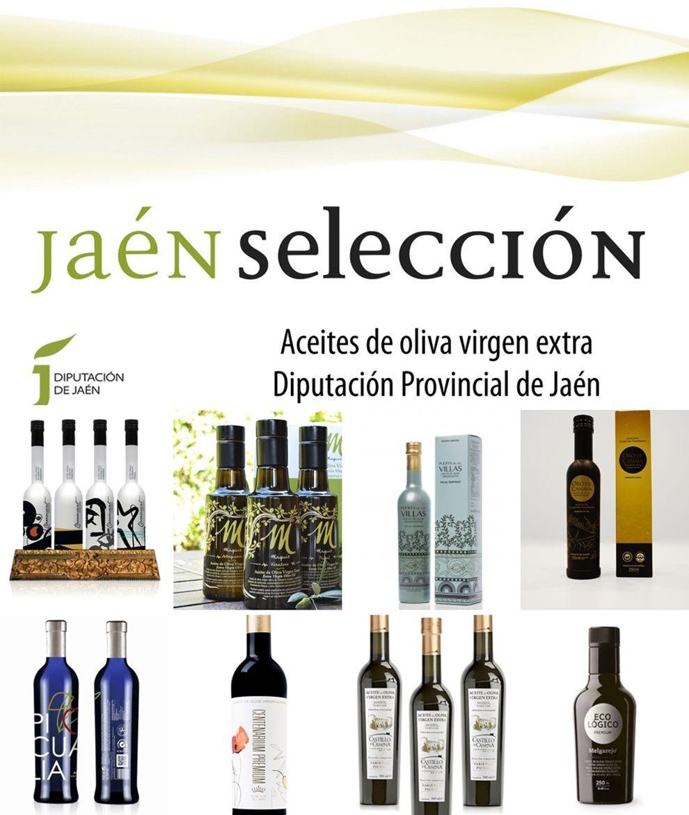 Aceites Jaen Seleccion 2018 www.cocinandoentreolivos.com