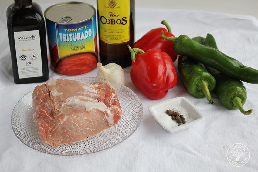 Carne con tomate (2)
