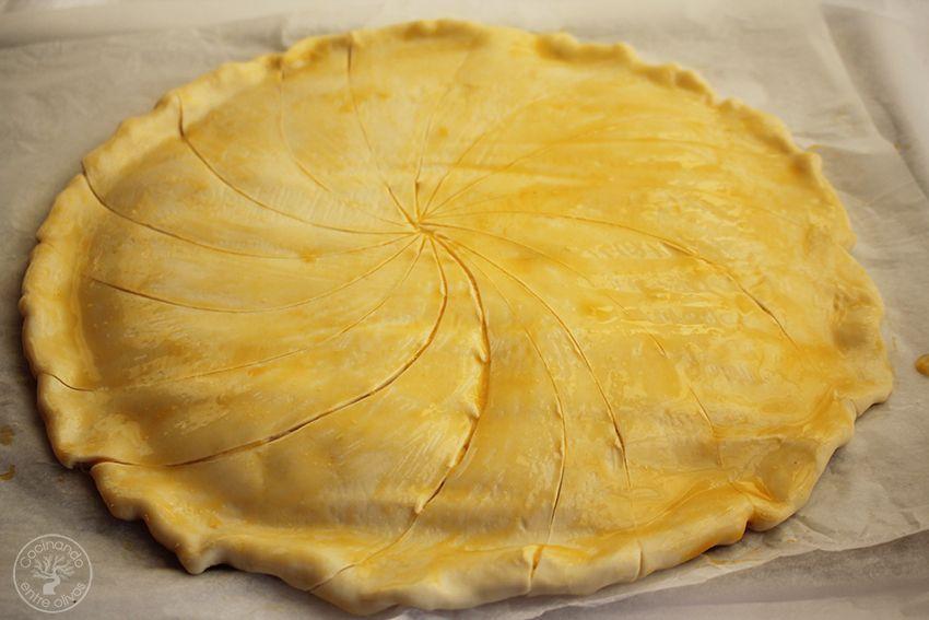 Galette de Rois o Pastel de Reyes www.cocinandoentreolivos.com (20)