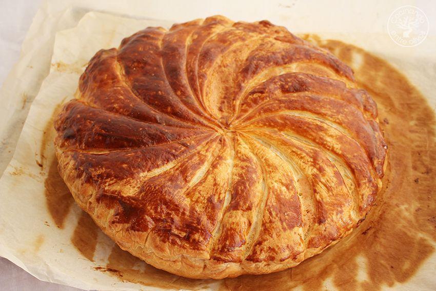 Galette de Rois o Pastel de Reyes www.cocinandoentreolivos.com (21)