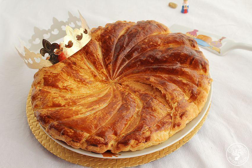 Galette de Rois o Pastel de Reyes www.cocinandoentreolivos.com (25)