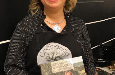 Libro Cocinando entre Olivos